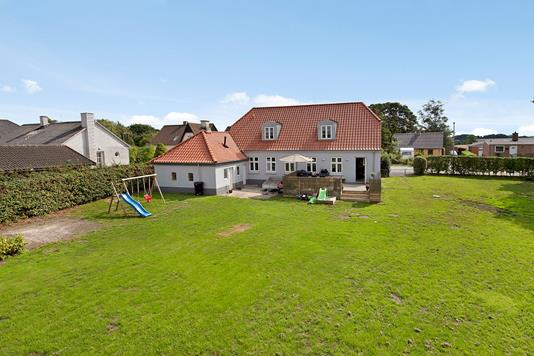Villa på Hedenstedvej i Stenderup - Ejendommen