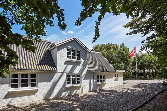 Villa på Brethvej i Barrit - Ejendommen
