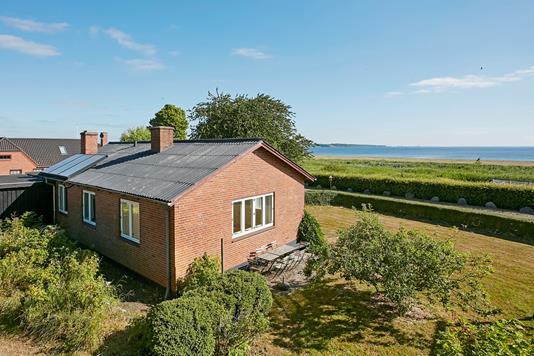 Villa på Kirkholmvej i Juelsminde - Mastefoto