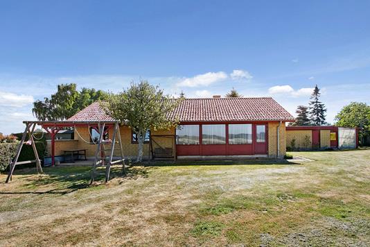 Villa på Lilleskovvej i Juelsminde - Ejendommen