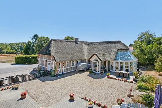 Villa på Hosby Langgade i Juelsminde - Mastefoto