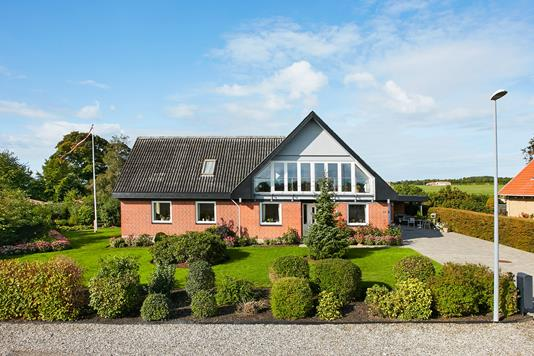 Villa på Barritskovvej i Juelsminde - Ejendommen