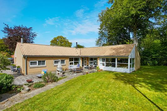 Villa på Lille Tofteskovvej i Juelsminde - Ejendommen
