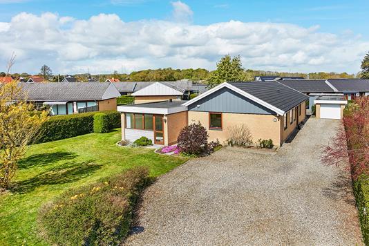 Villa på Kystvej i Juelsminde - Mastefoto