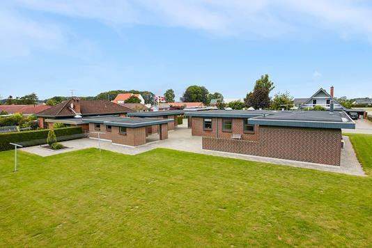 Villa på Museumsvej i Juelsminde - Mastefoto