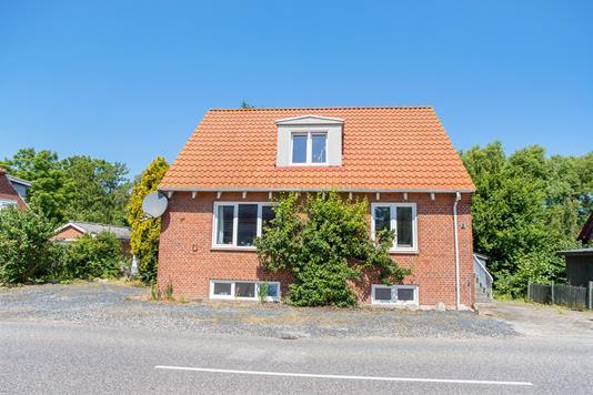 Villa på Nørbyvej i Juelsminde - Ejendommen