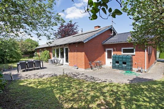 Villa på Klejs Møllevej i Juelsminde - Ejendommen