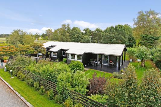 Villa på Gludvej i Juelsminde - Mastefoto