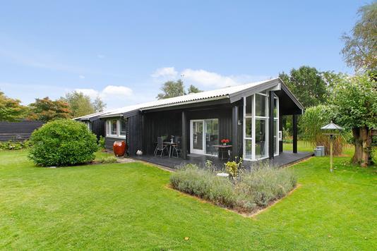 Villa på Gludvej i Juelsminde - Ejendommen