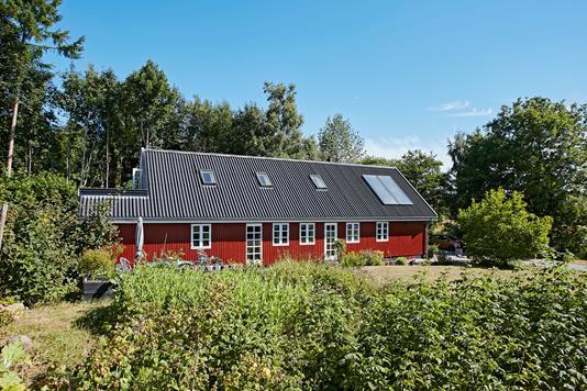 Villa på Kirkebro i Barrit - Andet