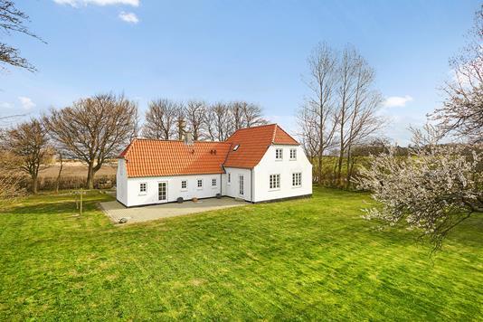 Villa på Bjerrevej i Juelsminde - Mastefoto