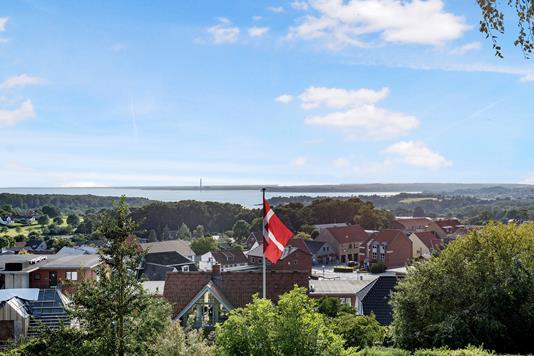Villa på Frederiks Alle i Rønde - Udsigt