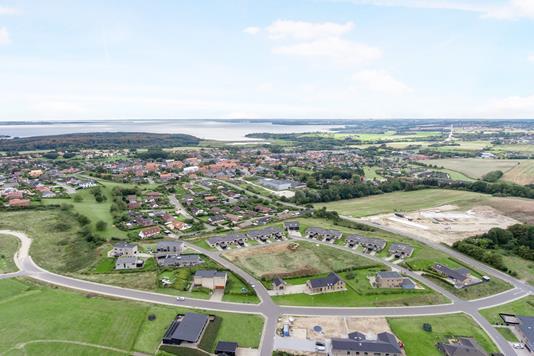 Rækkehus på Baunehøjparken i Rønde - Andet