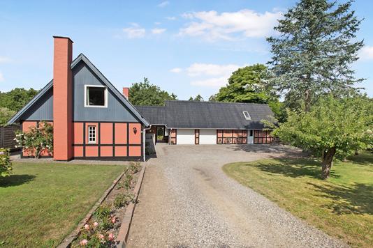 Villa på Sønderholmvej i Hornslet - Ejendom 1