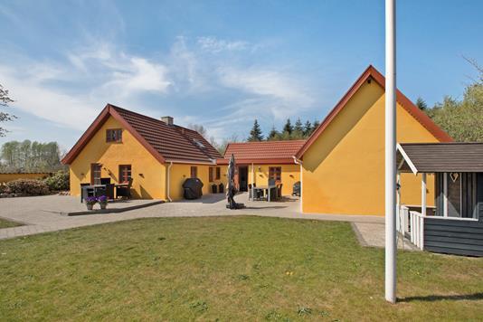 Villa på Hogvej i Rønde - Ejendom 1
