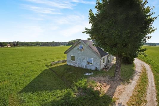 Villa på Gedebjergvej i Rønde - Ejendommen