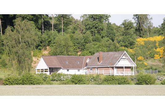 Villa på Auningvej i Mørke - Ejendommen