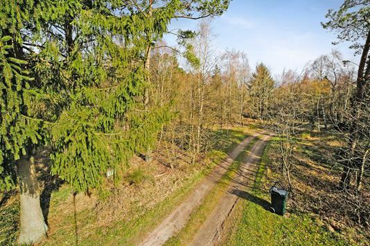 Fritidsgrund på Slåenvej i Rønde - Grund