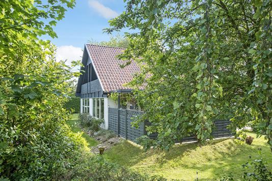 Villa på Rønvangen i Hinnerup - Ejendommen