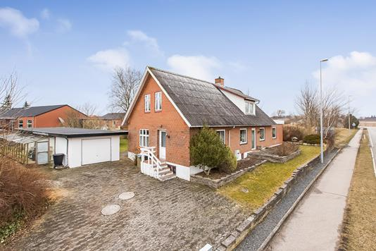 Villa på Skanderborgvej i Hinnerup - Andet