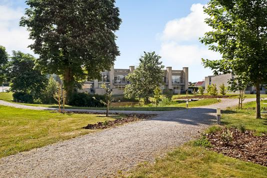 Villa på Elgårdsminde i Hinnerup - Ejendommen