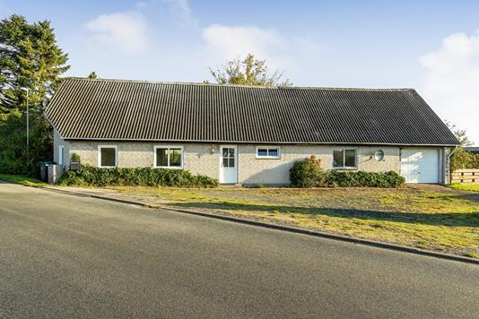 Villa på Nøragervej i Hinnerup - Ejendommen