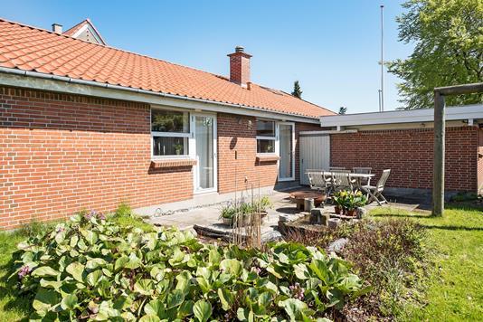 Villa på Myggenæsvej i Aarhus N - Ejendommen