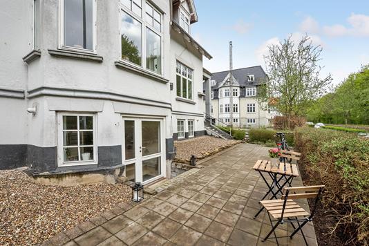 Ejerlejlighed på Peder Skrams Gade i Aarhus N - Ejendommen