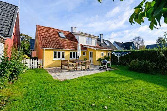 Villa på Hjulgårdsvej i Trige - Ejendommen
