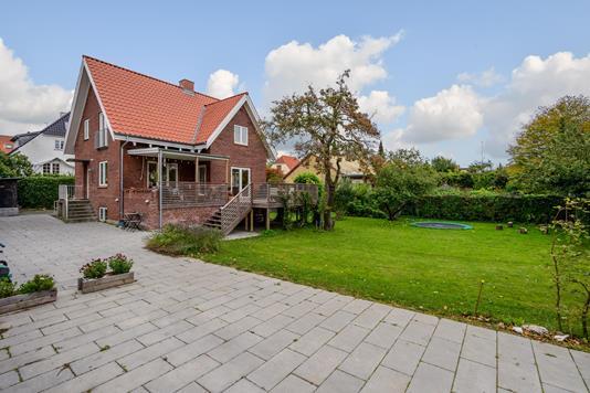 Villa på Thingvallagade i Aarhus N - Ejendommen