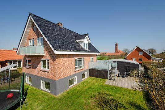 Villa på Lillehammervej i Aarhus N - Ejendommen