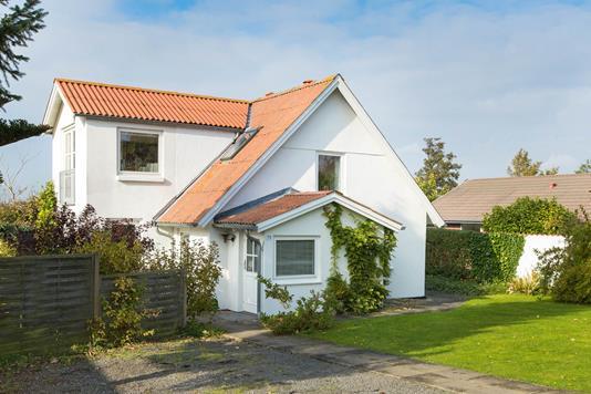 Villa på Nedergårdsvej i Aarhus N - Facade