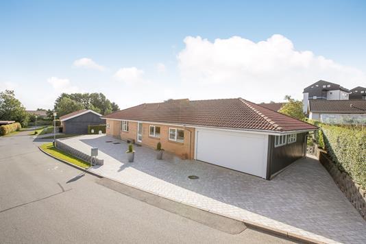 Villa på Skejbytoften i Aarhus N - Mastefoto