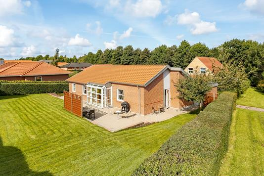 Villa på Skejbytoften i Aarhus N - Ejendommen