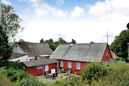 Villa på Gl Ryevej i Brædstrup - Ejendommen