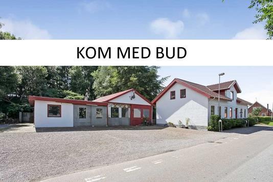 Villa på Åstruplundvej i Brædstrup - Andet