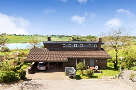 Villa på Søvænget i Brædstrup - Ejendommen