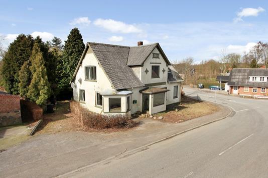 Villa på Gl Ryevej i Brædstrup - Andet