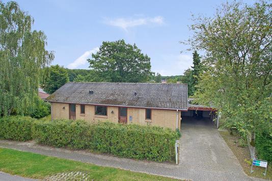 Villa på Rønnealle i Brædstrup - Andet