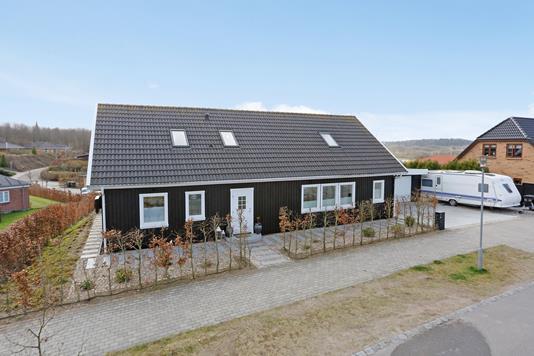 Villa på Søkildevej i Brædstrup - Ejendommen