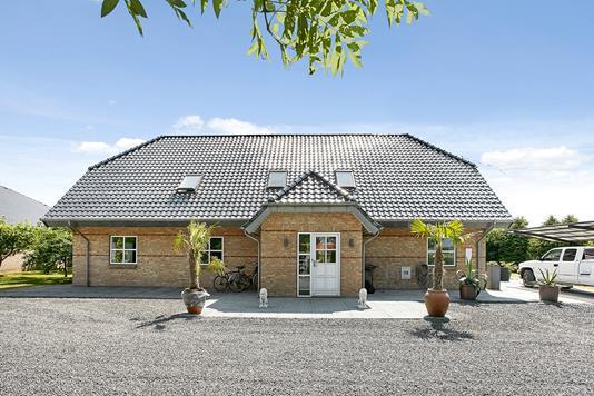 Villa på Nørregade i Brædstrup - Andet