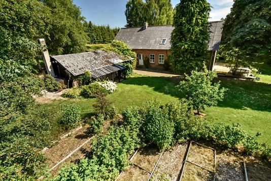 Villa på Løvetvej i Brædstrup - Ejendommen