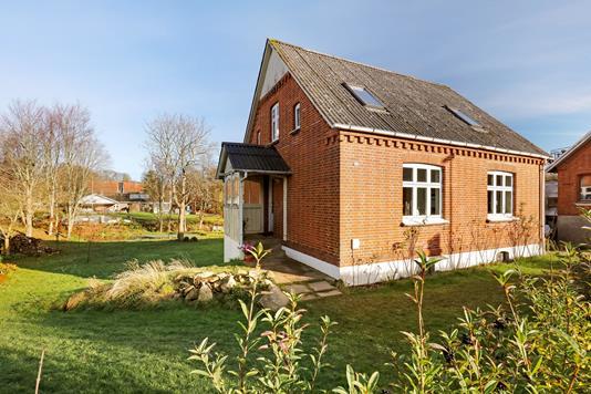 Villa på Søvejen i Østbirk - Ejendommen