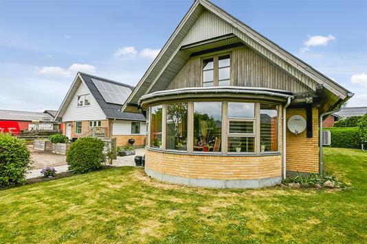 Villa på Vestervangen i Brædstrup - Andet