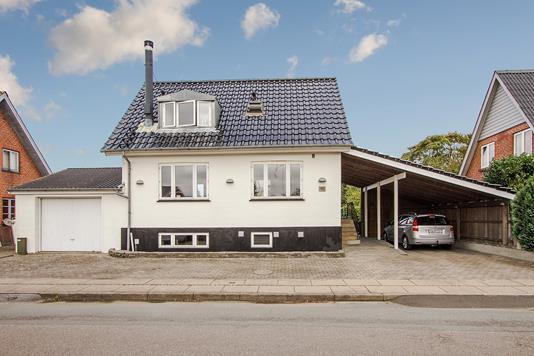 Villa på Vinkelvej i Brædstrup - Andet