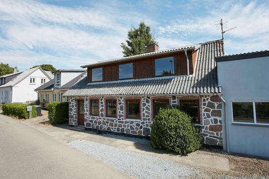 Villa på Additvej i Brædstrup - Ejendommen