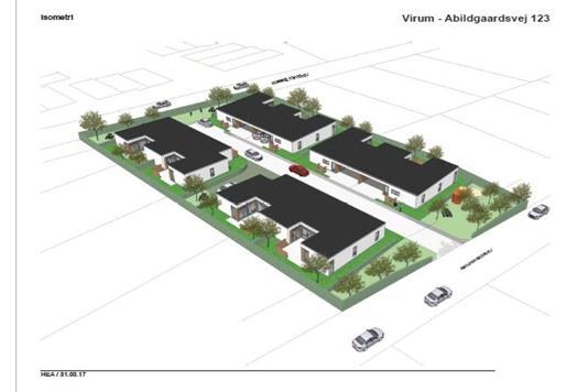 Villa på Abildgaardsvej i Virum - Andet