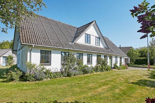 Villa på Birgittelystvej i Brædstrup - Ejendommen