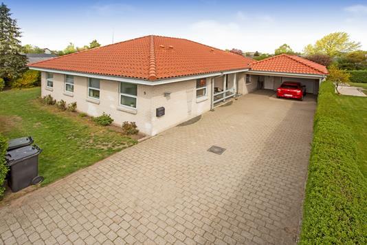 Villa på Rylevej i Brædstrup - Ejendommen