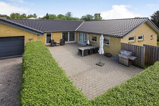 Villa på Blichersvej i Østbirk - Andet